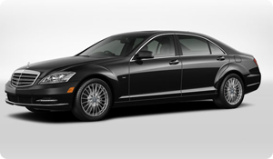 Mercedes clase S con conductor