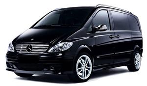 Mercedes viano con conductor